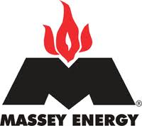 Image of Massey Energy logo.